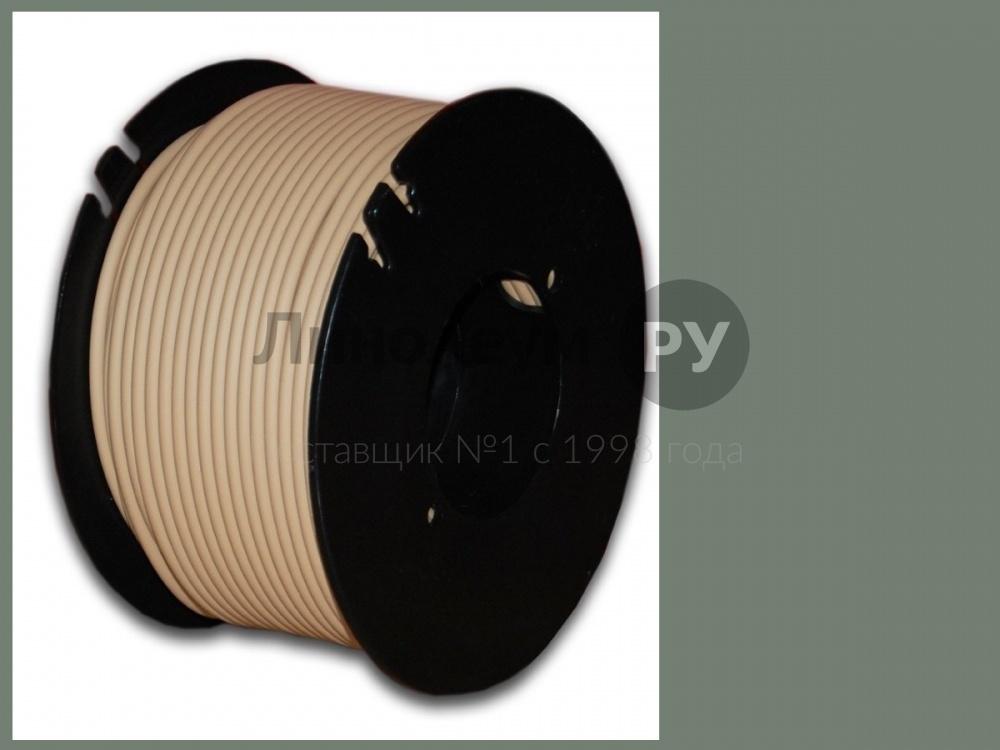 Linoleum.ru Шнур для горячей сварки швов линолеума 120 м Шнур для горячей сварки швов линолеума 120 м Шнур сварочный цвет серый (Бухта 120 м.погонных)
